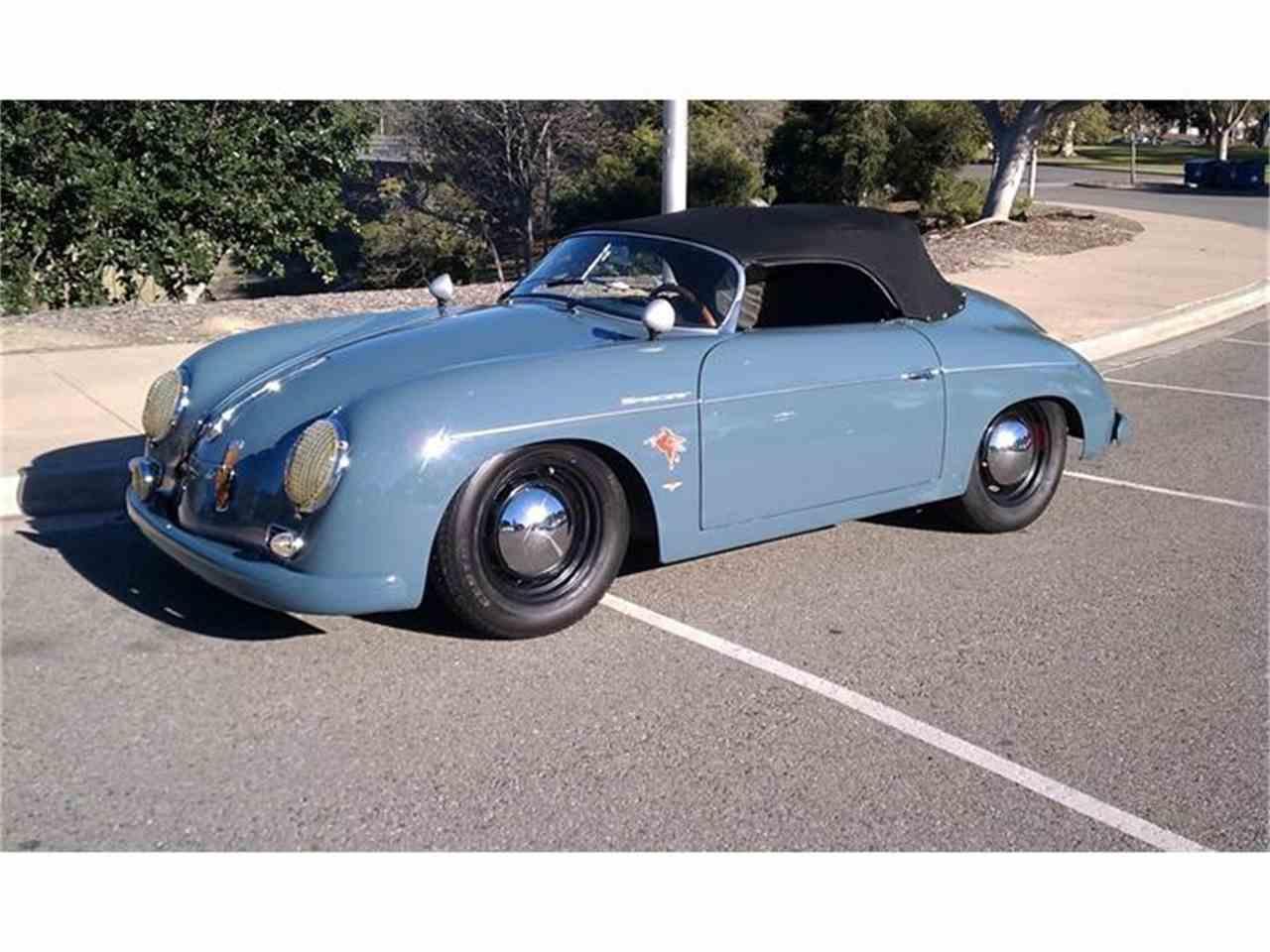 1957 Porsche Speedster For Sale Classiccars Com Cc 386873
