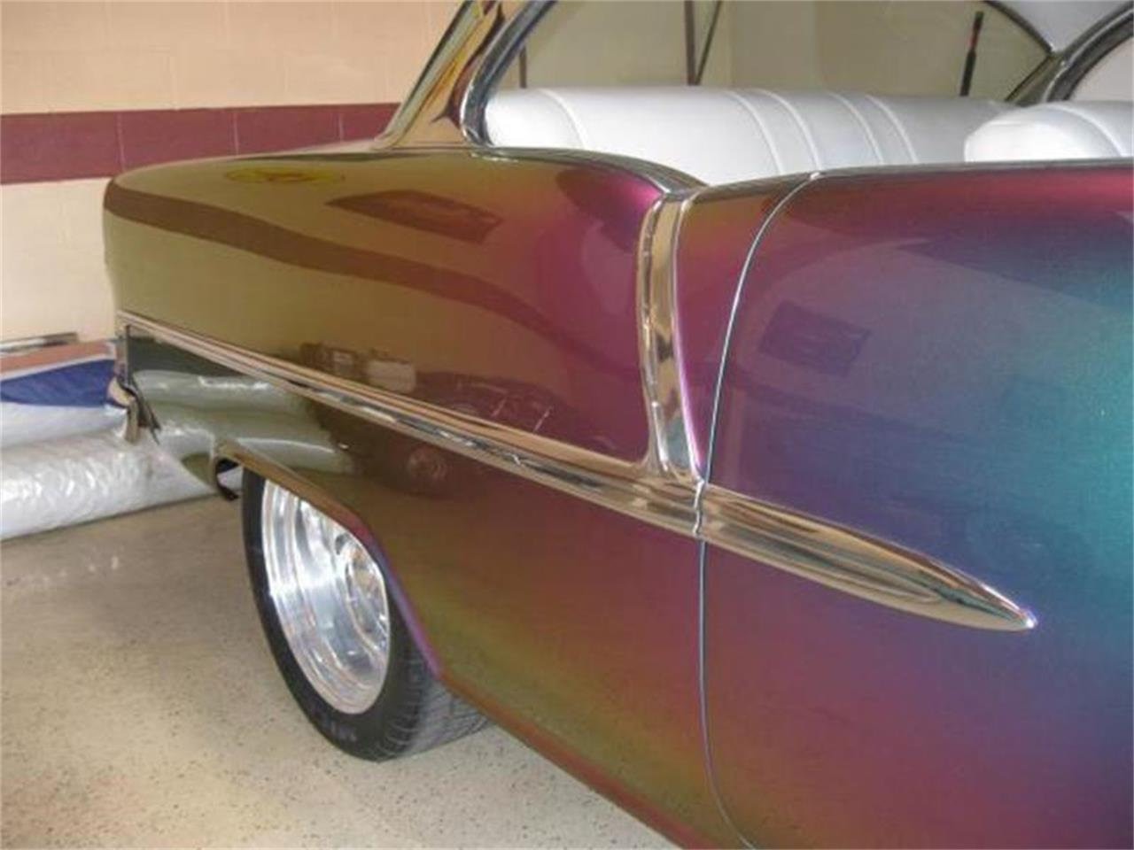 Large Picture of '55 Chevrolet Bel Air - $64,900.00 Offered by American Classic Cars - 8BFF