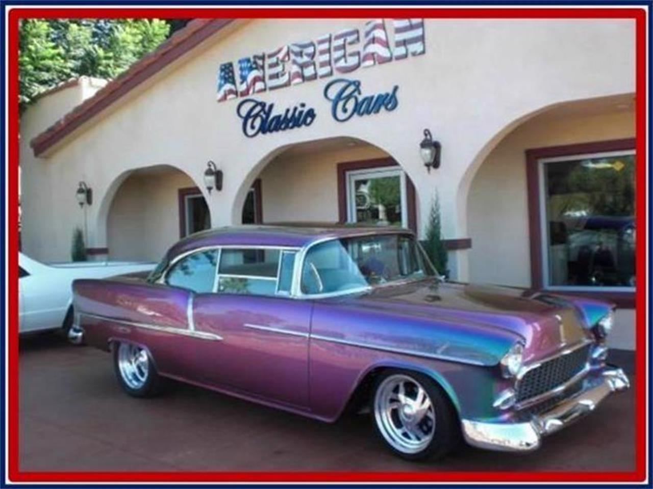 Large Picture of 1955 Chevrolet Bel Air - $64,900.00 Offered by American Classic Cars - 8BFF