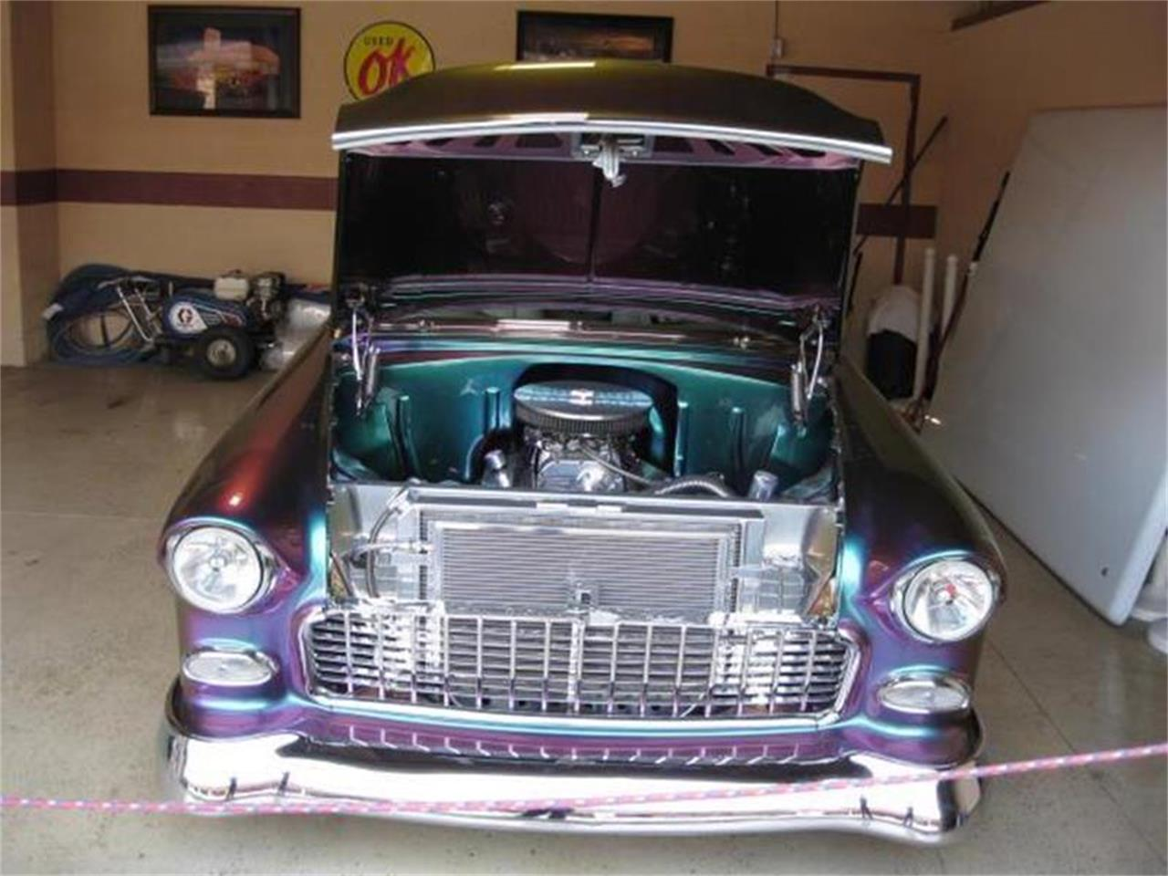 Large Picture of Classic 1955 Bel Air located in California Offered by American Classic Cars - 8BFF