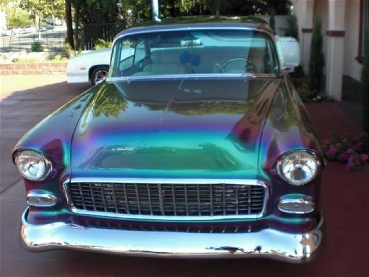 Large Picture of '55 Chevrolet Bel Air located in La Verne California - $64,900.00 Offered by American Classic Cars - 8BFF