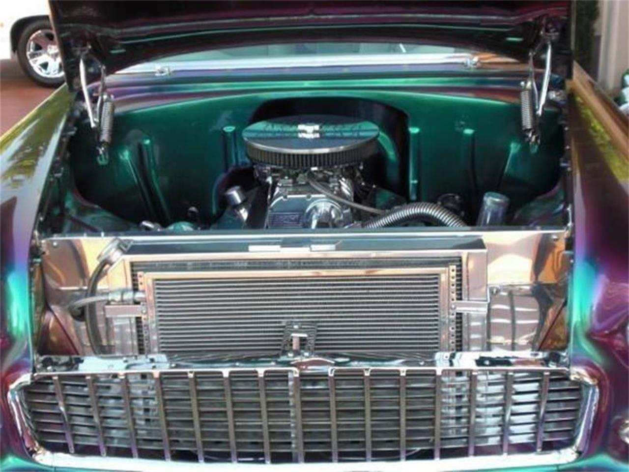 Large Picture of 1955 Chevrolet Bel Air located in California - 8BFF