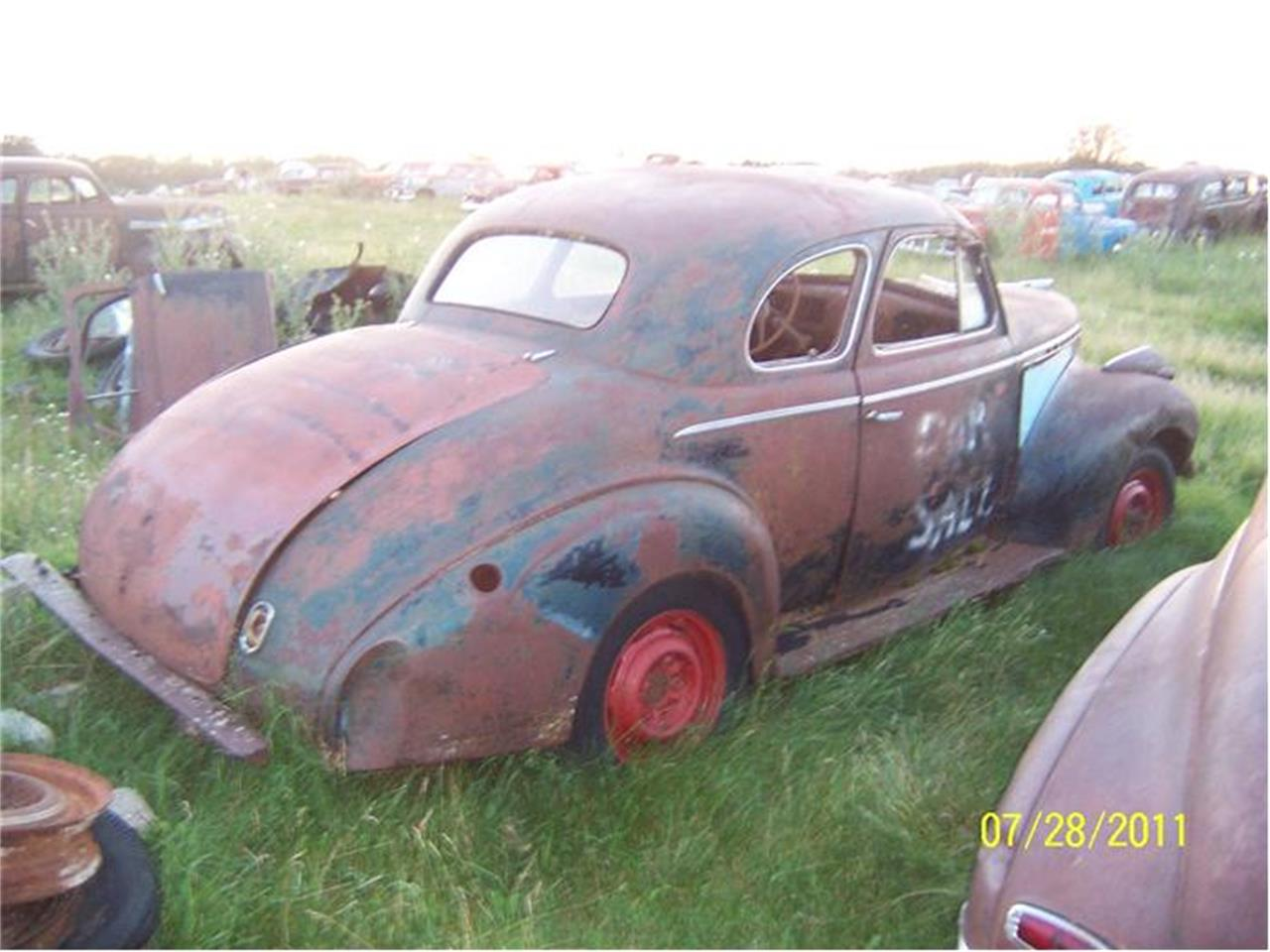 Large Picture of '40 Coupe - 8BZ5