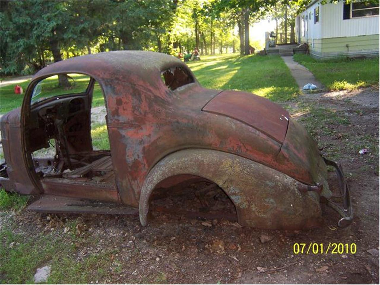 Large Picture of '35 3 Window Coupe - 8BZ6