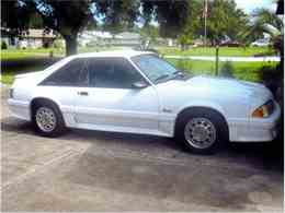 Picture of '87 Mustang GT - 8CHZ