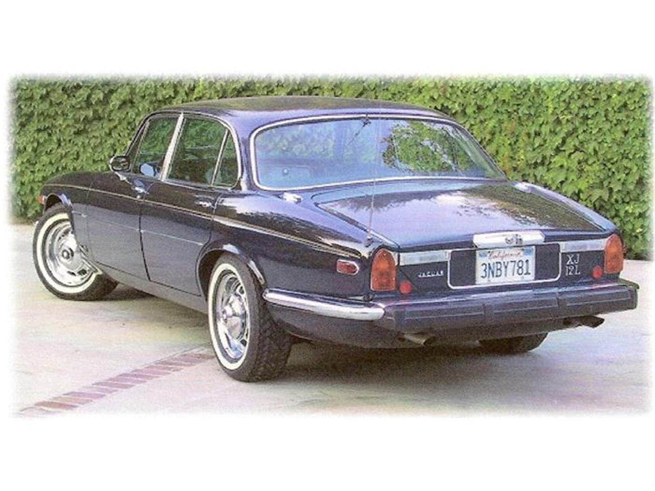 Large Picture of '73 Jaguar XJ12 - $13,400.00 Offered by a Private Seller - 8FQM
