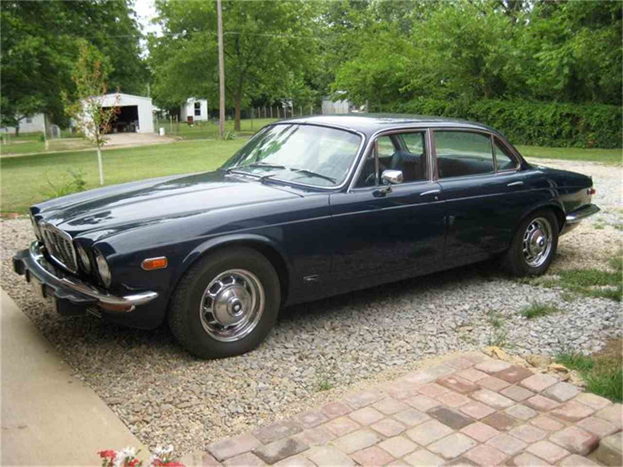 Large Picture of '73 XJ12 - 8FQM