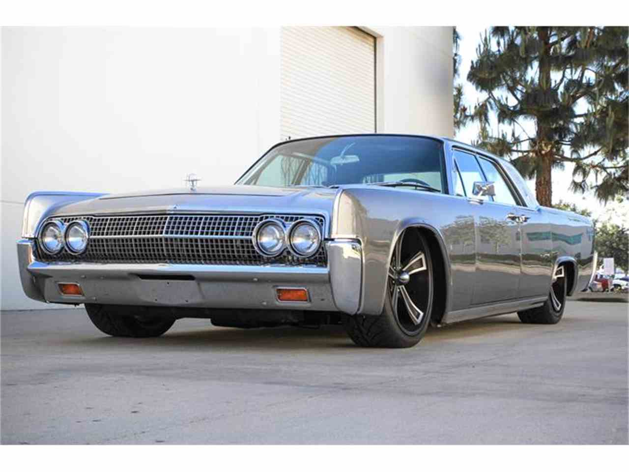 Large Picture of '63 Continental - 8FTS
