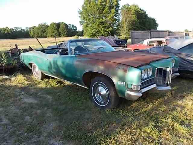 Picture of Classic 1971 Pontiac Catalina located in Creston Ohio - $1,200.00 Offered by  - 8GEM