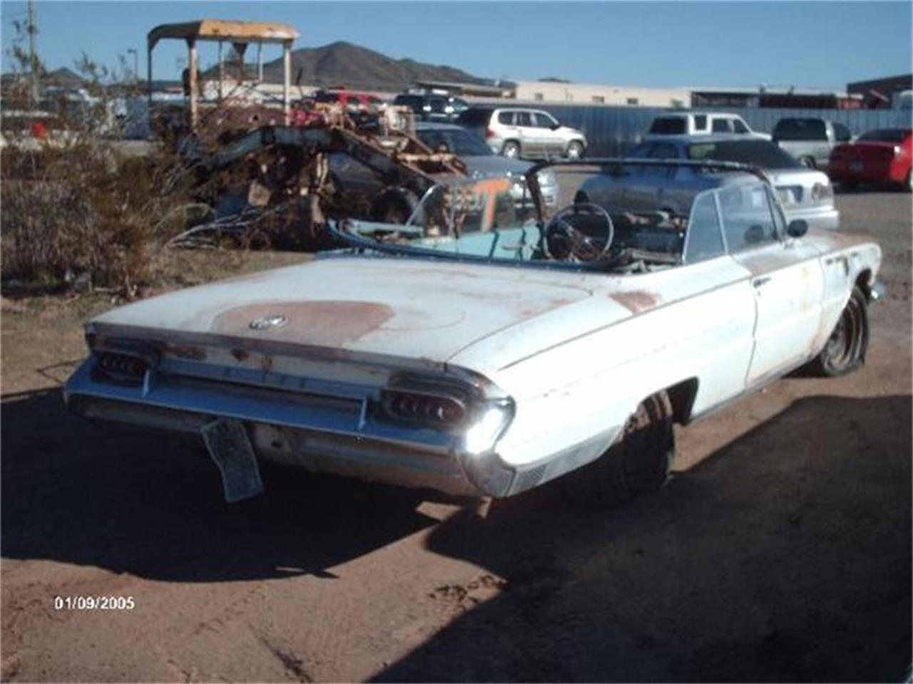 Large Picture of '61 Electra - 8IA8
