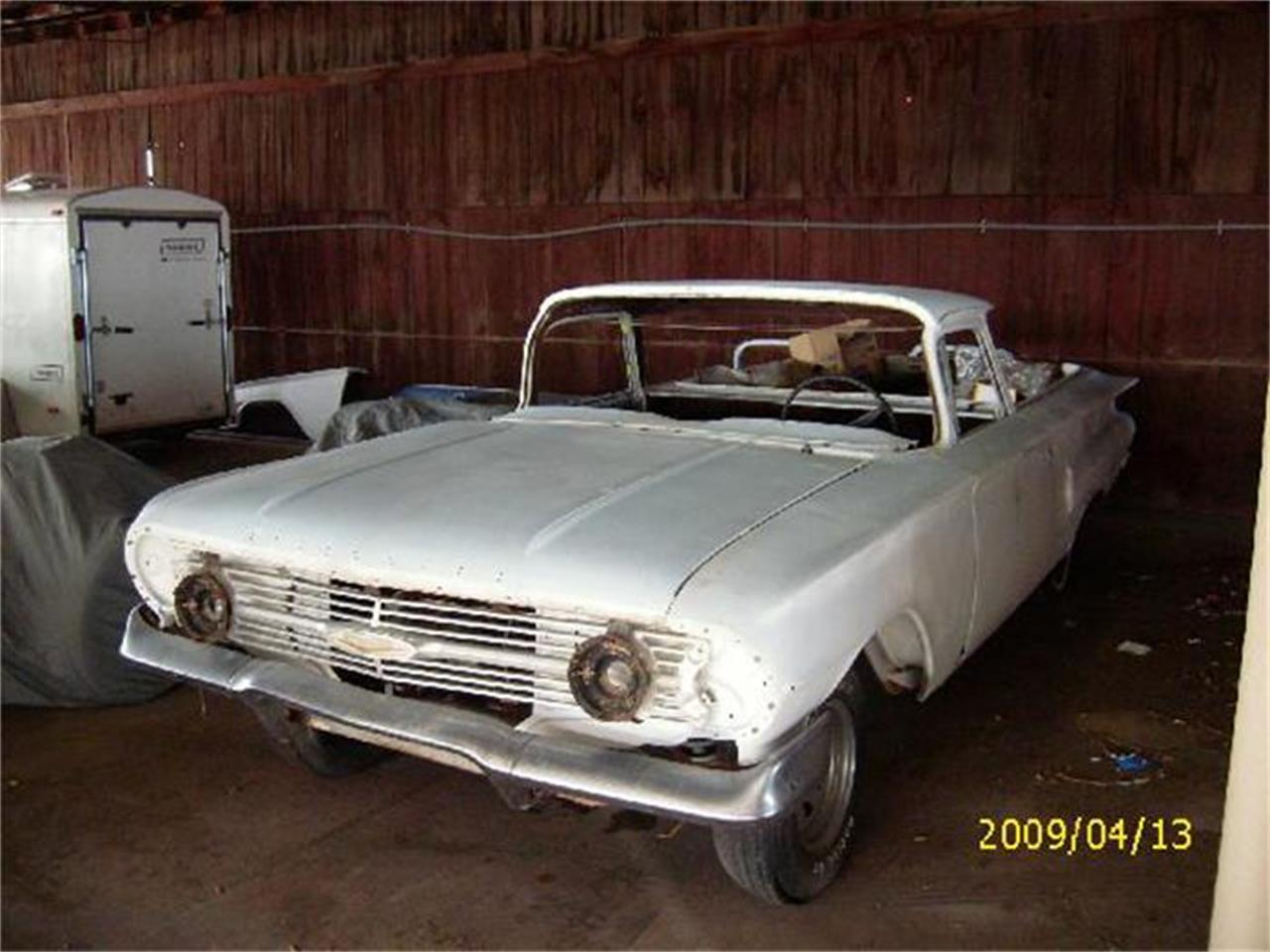 Large Picture of '60 El Camino - 8IAC