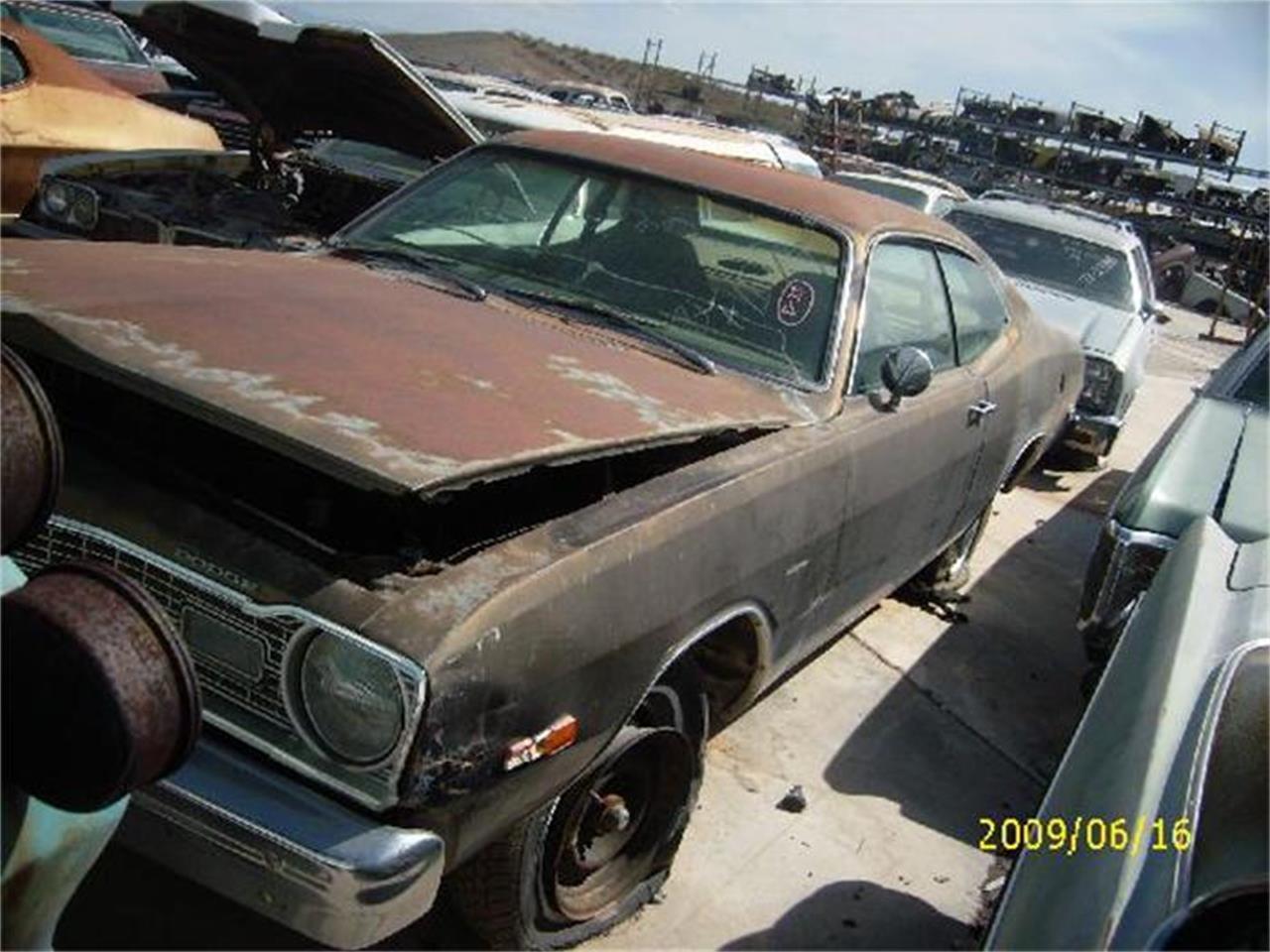 Large Picture of 1974 Dart located in Phoenix Arizona - 8IAJ
