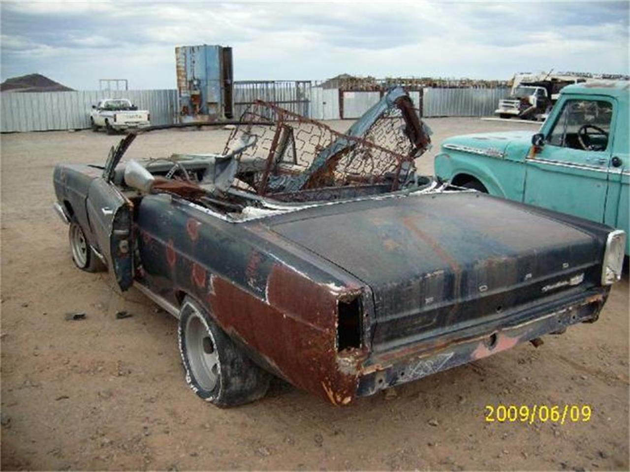 Large Picture of 1966 Fairlane - $3,750.00 Offered by Desert Valley Auto Parts - 8IAN