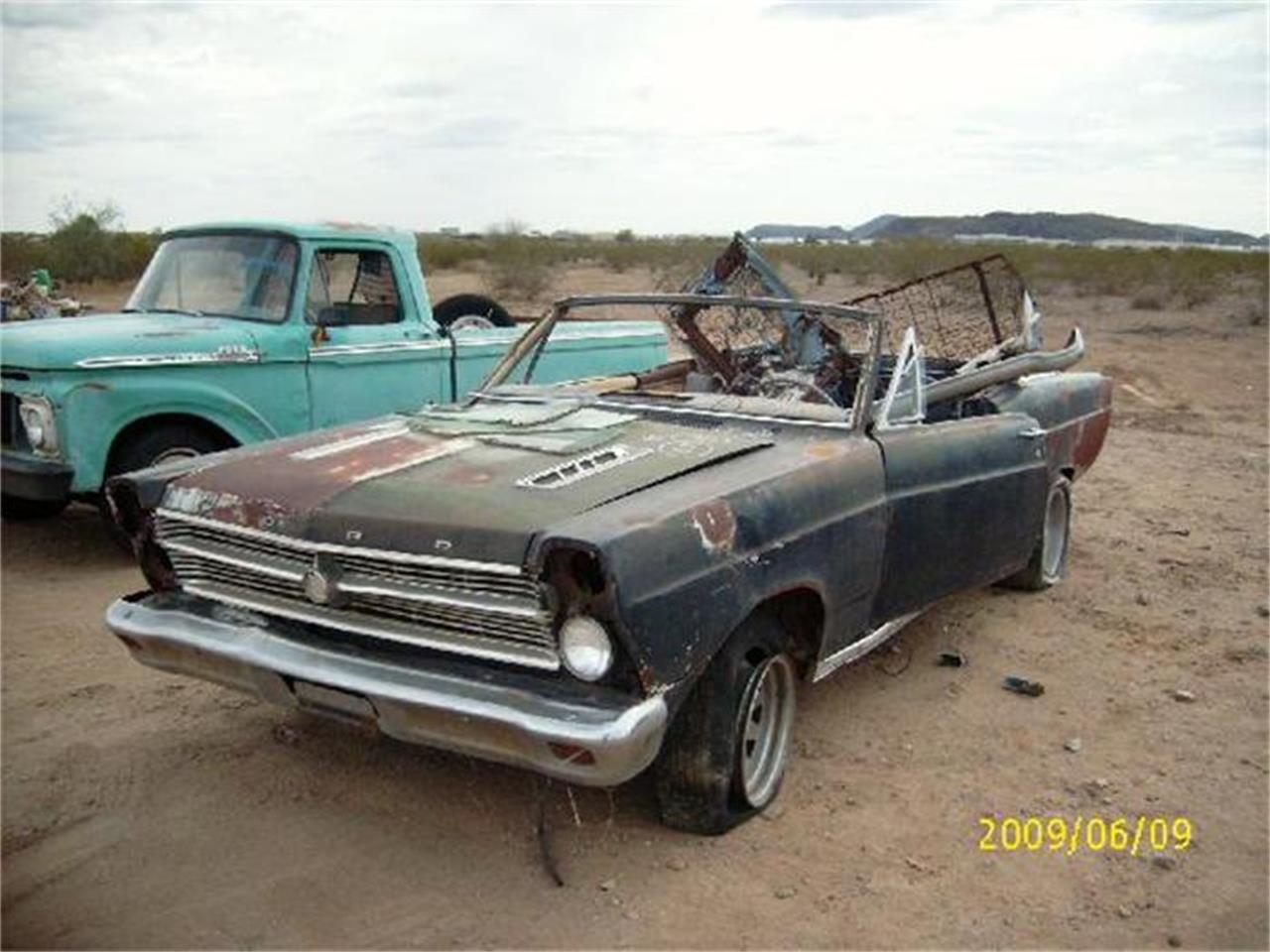 Large Picture of Classic 1966 Ford Fairlane - $3,750.00 Offered by Desert Valley Auto Parts - 8IAN