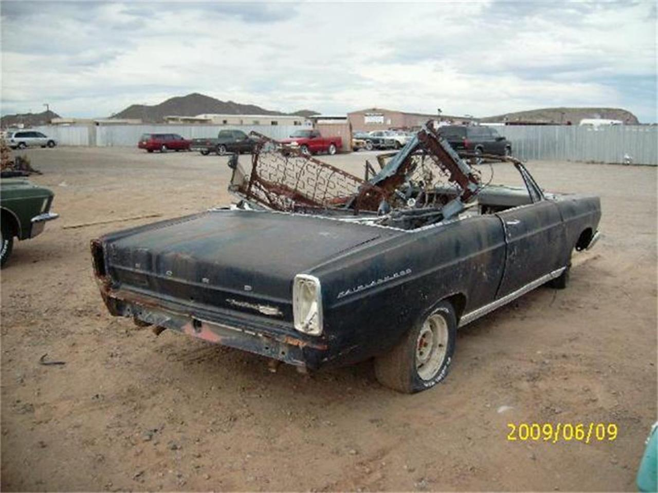 Large Picture of Classic '66 Fairlane located in Phoenix Arizona Offered by Desert Valley Auto Parts - 8IAN
