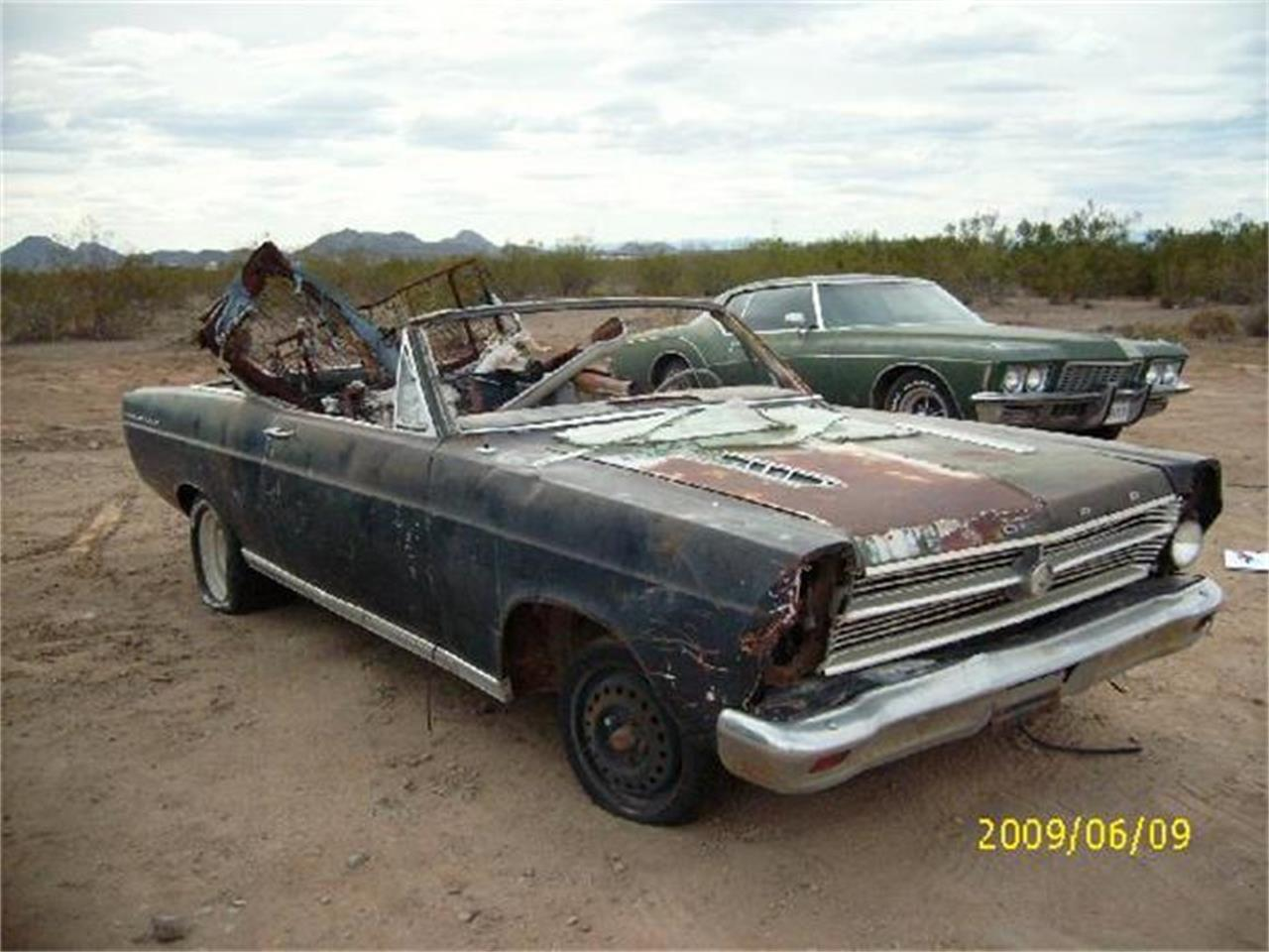 Large Picture of '66 Fairlane located in Arizona - $3,750.00 Offered by Desert Valley Auto Parts - 8IAN