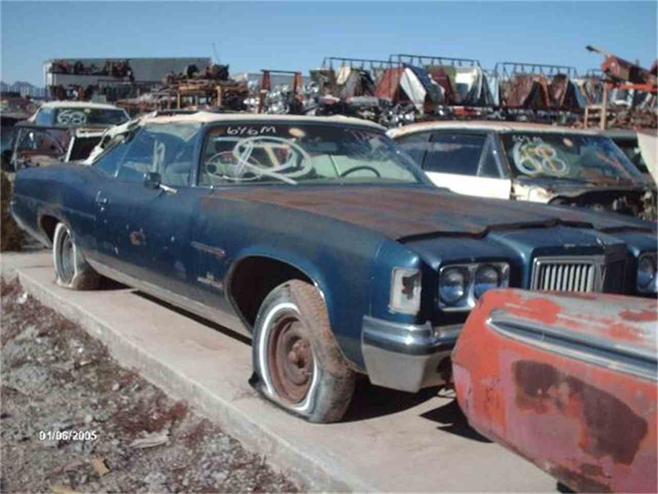 Large Picture of Classic 1972 Pontiac Grand Ville located in Arizona Offered by Desert Valley Auto Parts - 8IAW