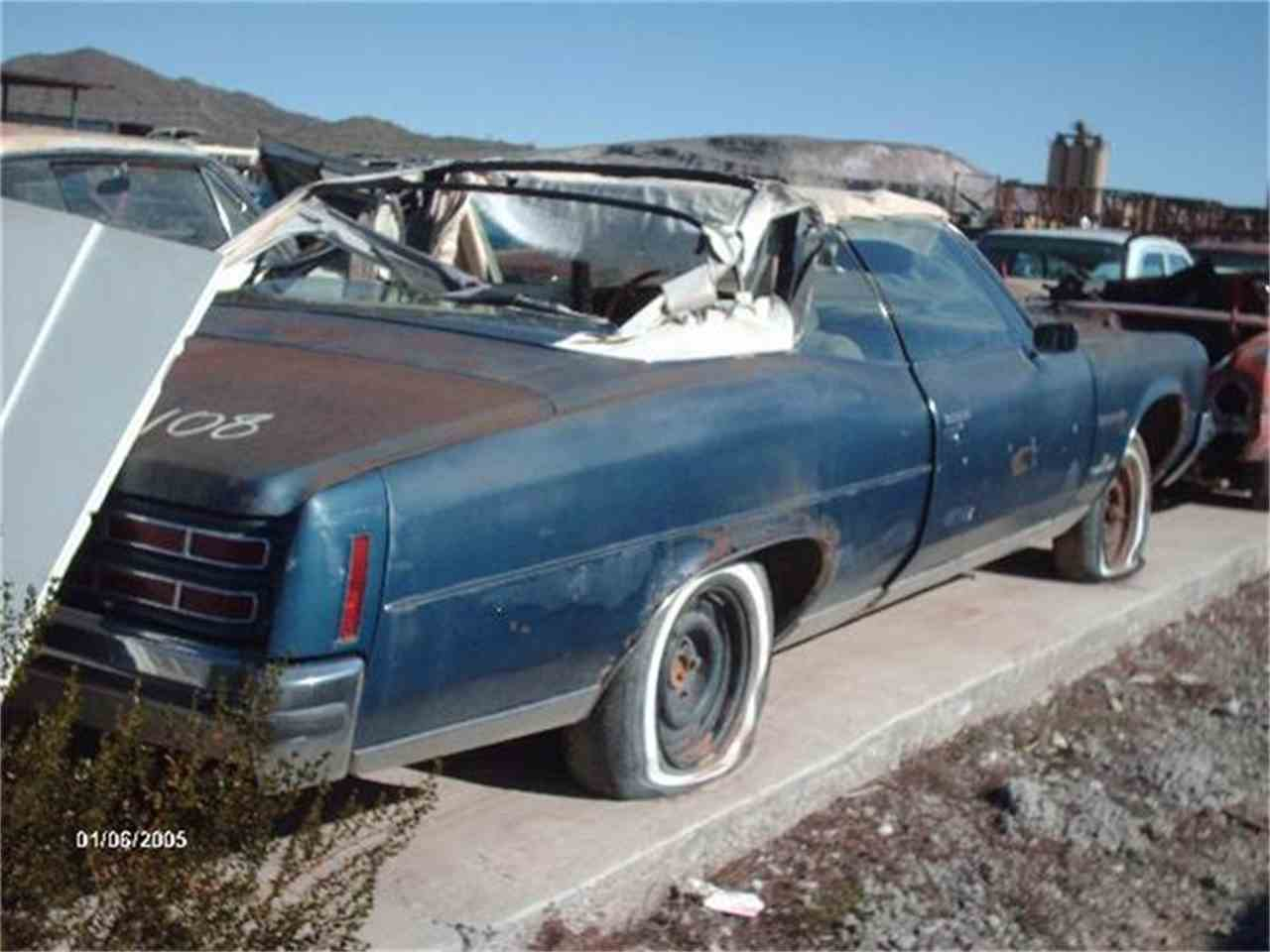 Large Picture of Classic 1972 Pontiac Grand Ville located in Phoenix Arizona - $3,500.00 - 8IAW
