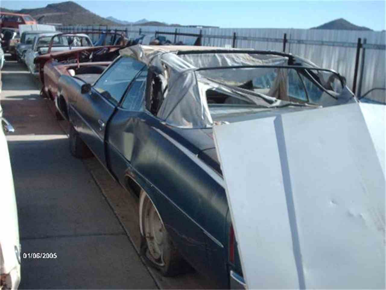 Large Picture of '72 Pontiac Grand Ville located in Phoenix Arizona Offered by Desert Valley Auto Parts - 8IAW