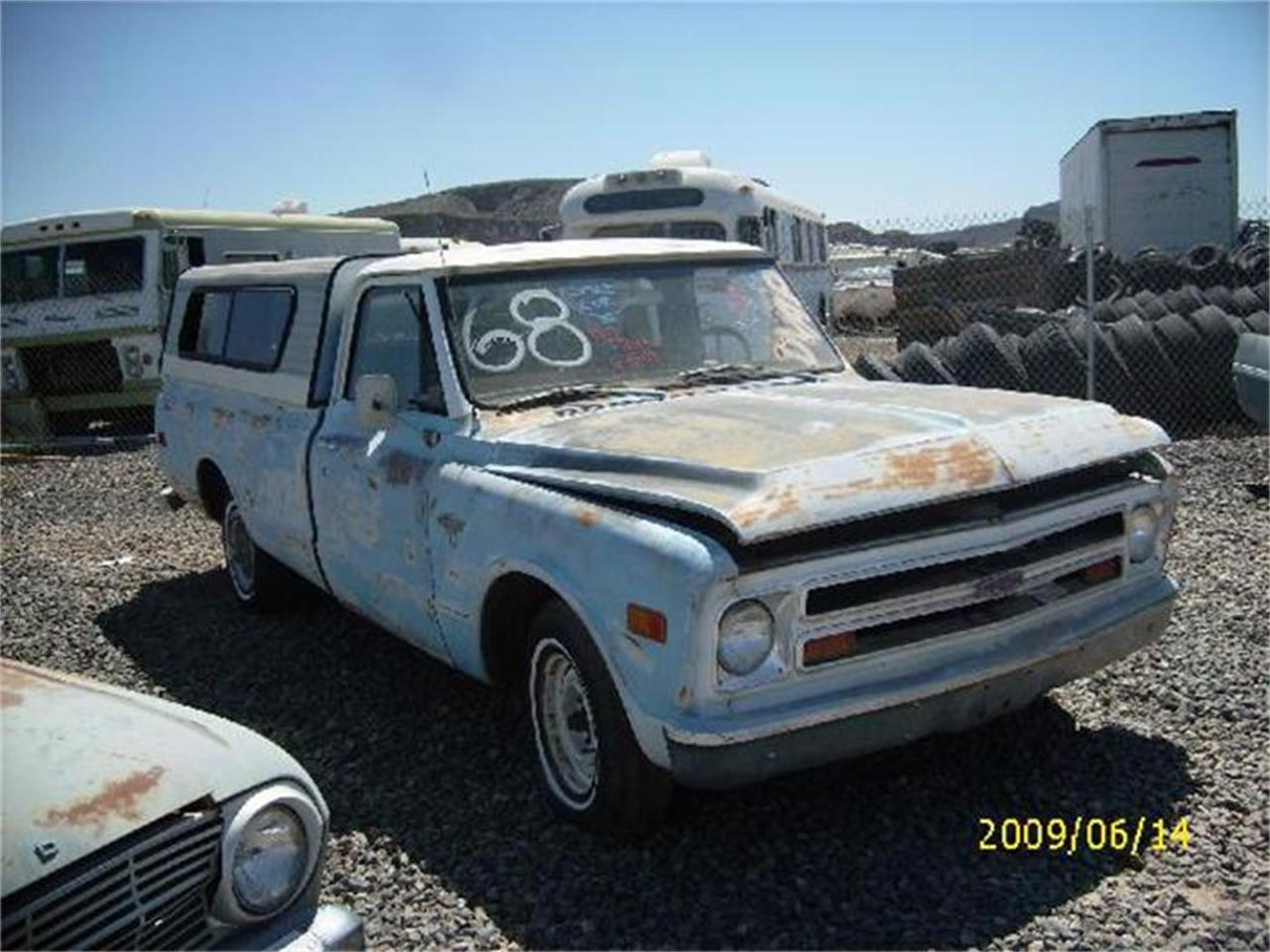 Large Picture of Classic 1968 Chevrolet Antique located in Arizona - $2,800.00 Offered by Desert Valley Auto Parts - 8IAZ