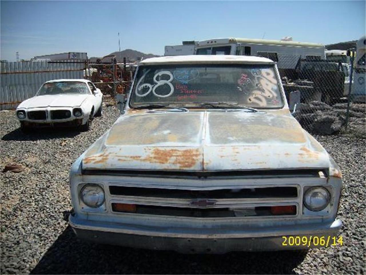 Large Picture of '68 Chevrolet Antique - $2,800.00 Offered by Desert Valley Auto Parts - 8IAZ