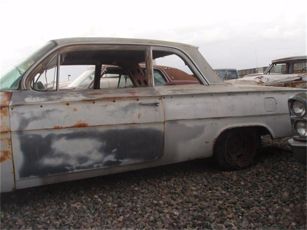 Large Picture of '62 Bel Air - 8IB0