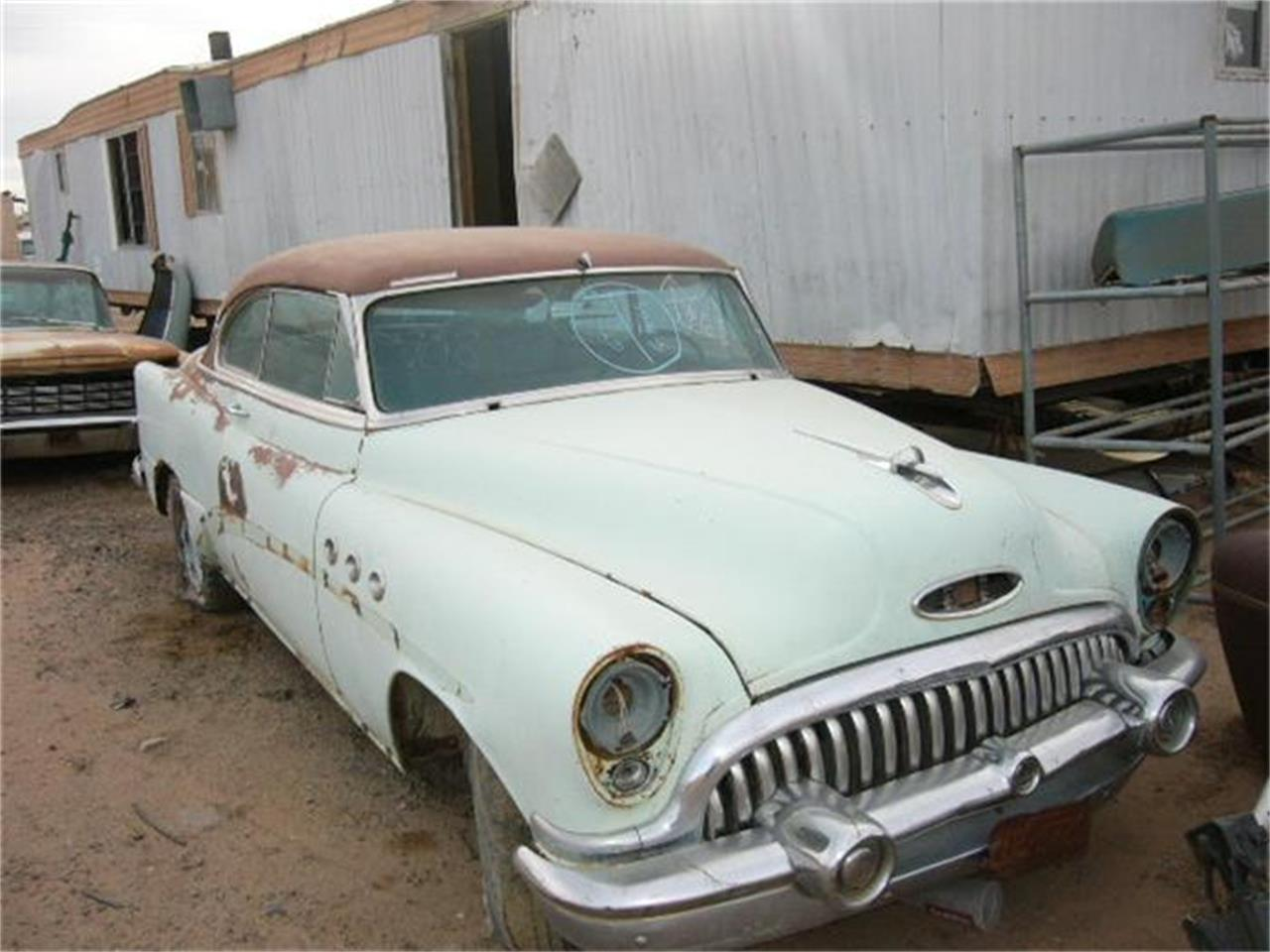 Large Picture of Classic '53 Buick Special Offered by Desert Valley Auto Parts - 8IB3