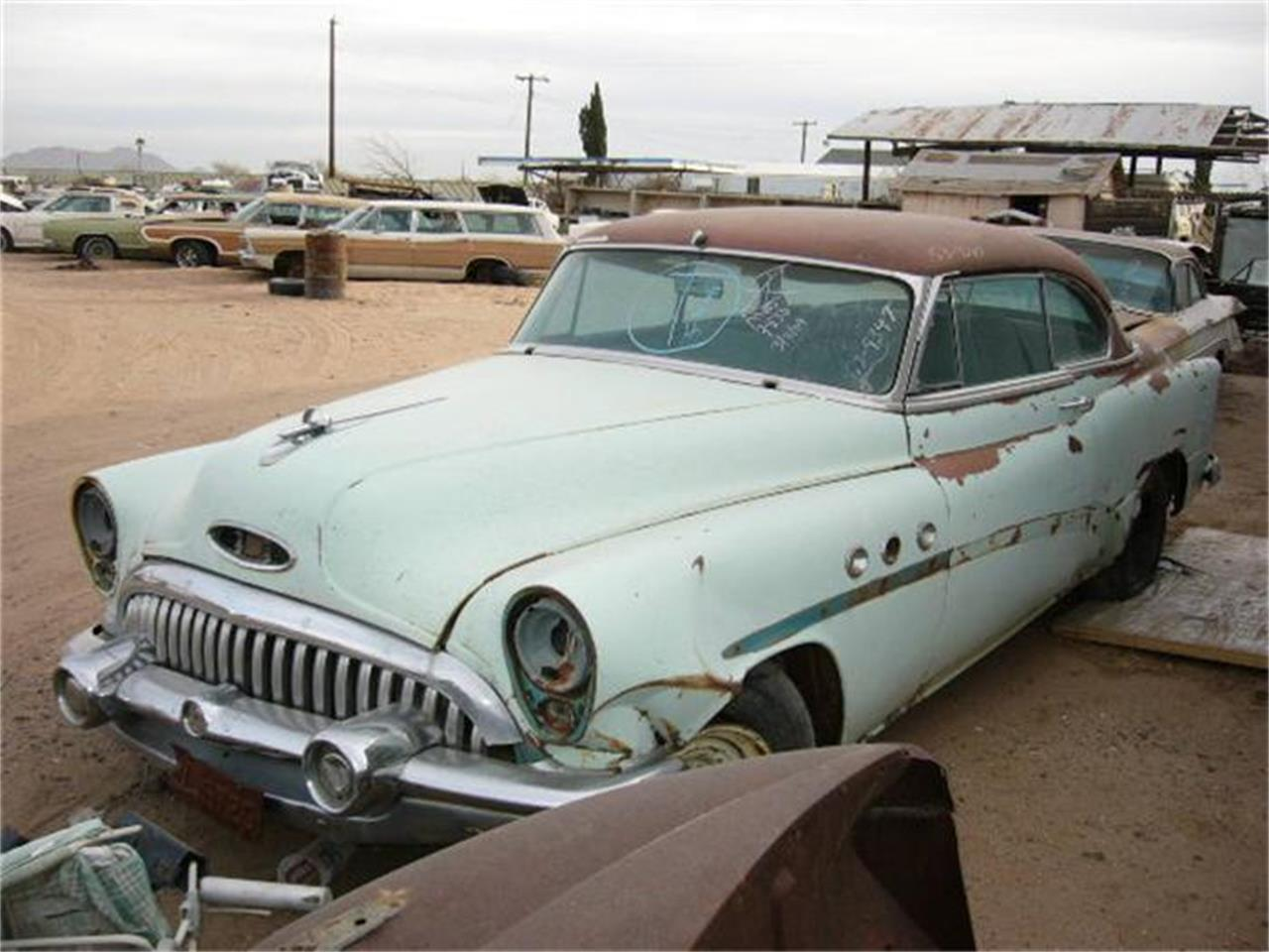 Large Picture of '53 Buick Special Offered by Desert Valley Auto Parts - 8IB3