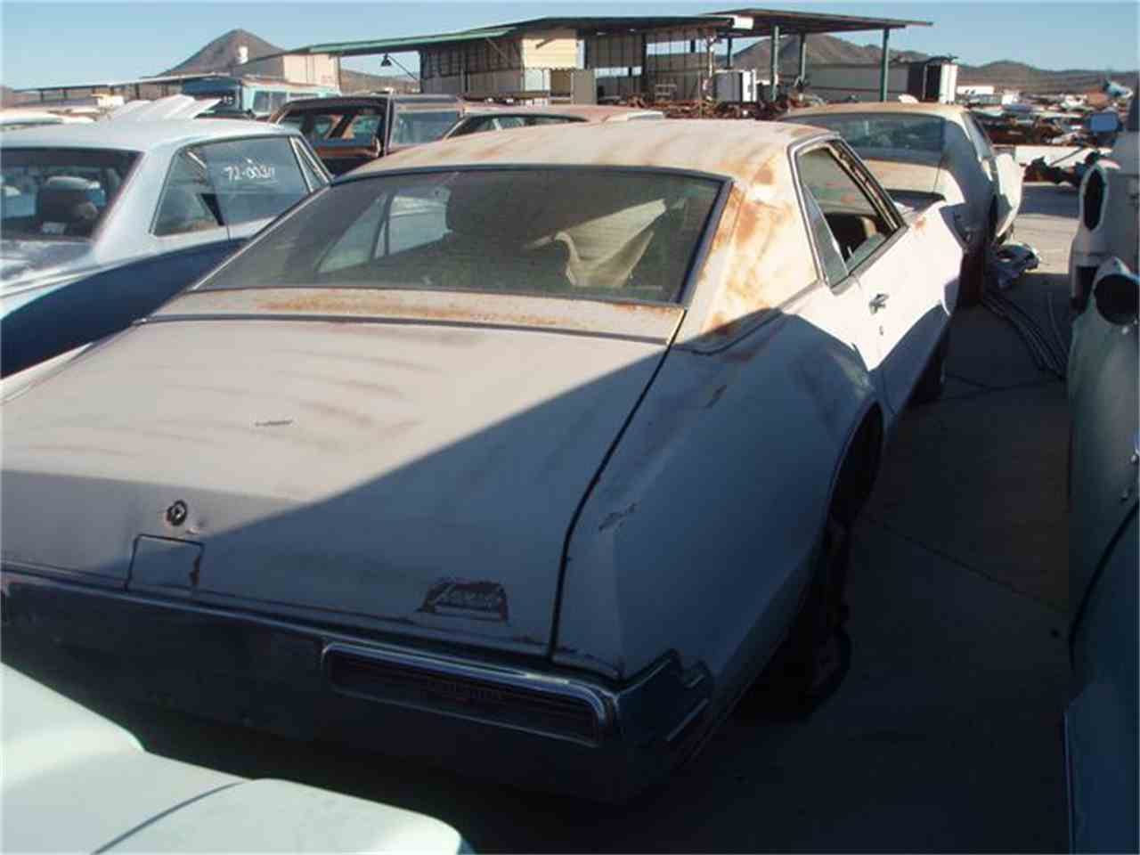 Large Picture of '70 Toronado - 8IBA