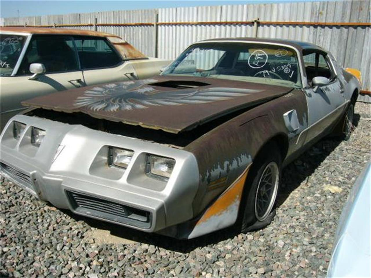 Large Picture of 1979 Firebird Trans Am - $3,200.00 Offered by Desert Valley Auto Parts - 8IBI