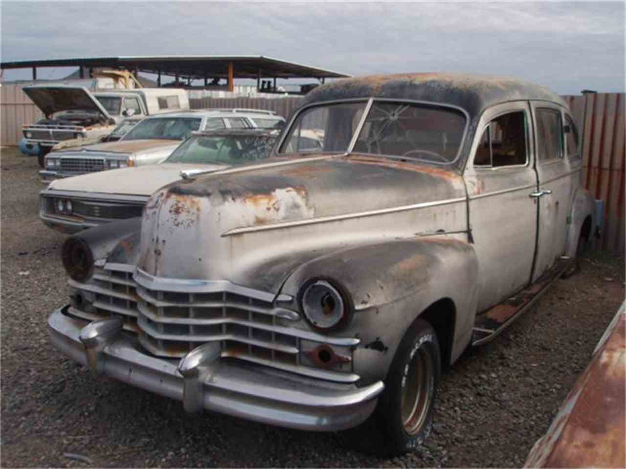 1947 Cadillac Antique for Sale | ClassicCars.com | CC-396992