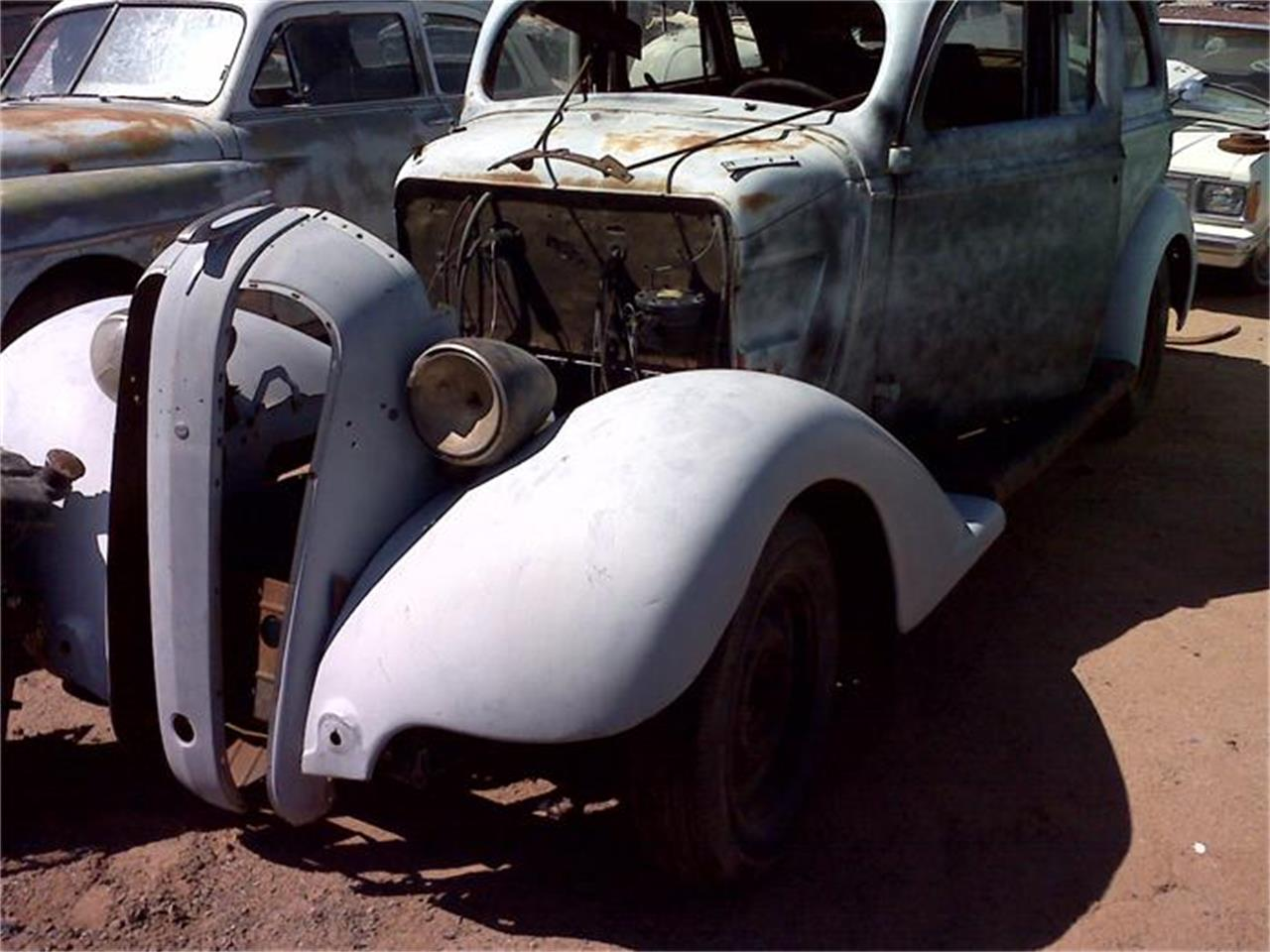 Large Picture of Classic '36 Graham 90 Cavalier located in Phoenix Arizona Offered by Desert Valley Auto Parts - 8IBR