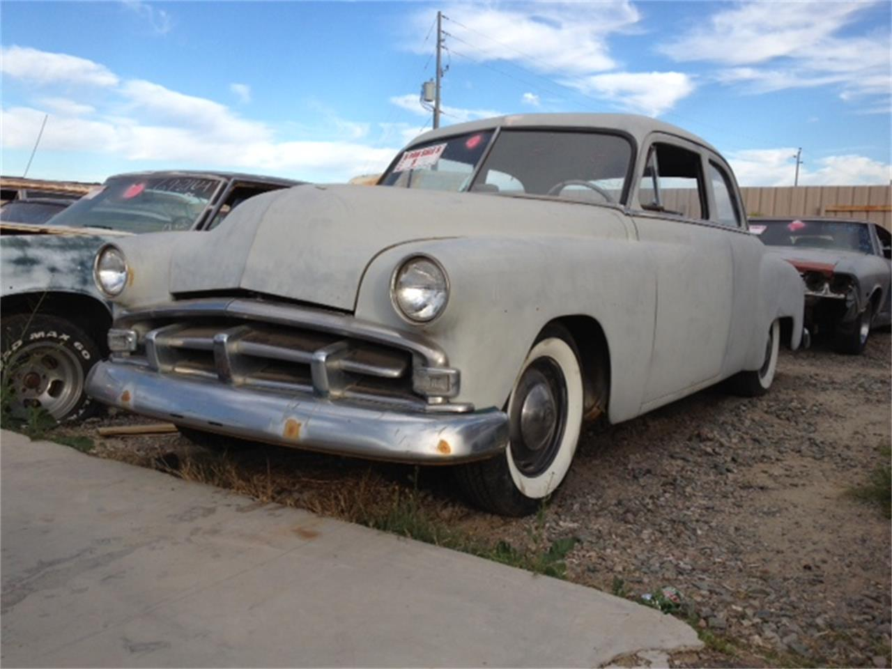 Large Picture of 1951 Belvedere Offered by Desert Valley Auto Parts - 8IC2