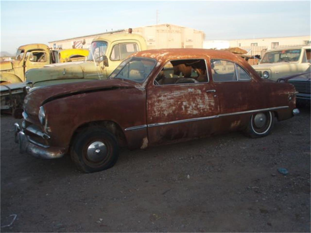 Large Picture of 1949 Ford Street Rod located in Arizona Offered by Desert Valley Auto Parts - 8ICG