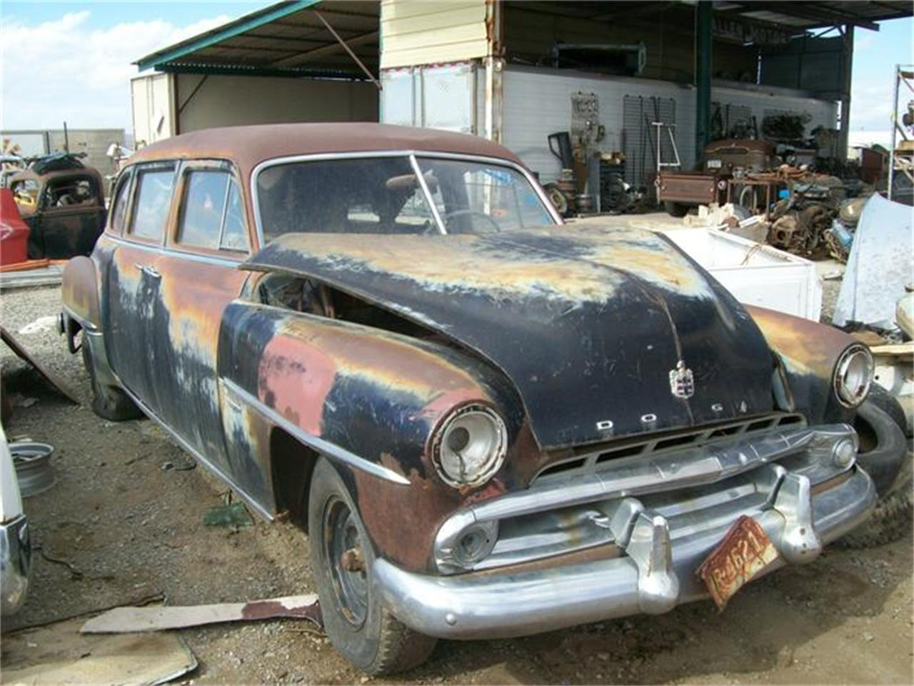 Large Picture of Classic '50 Dodge Coronet Offered by Desert Valley Auto Parts - 8IDH