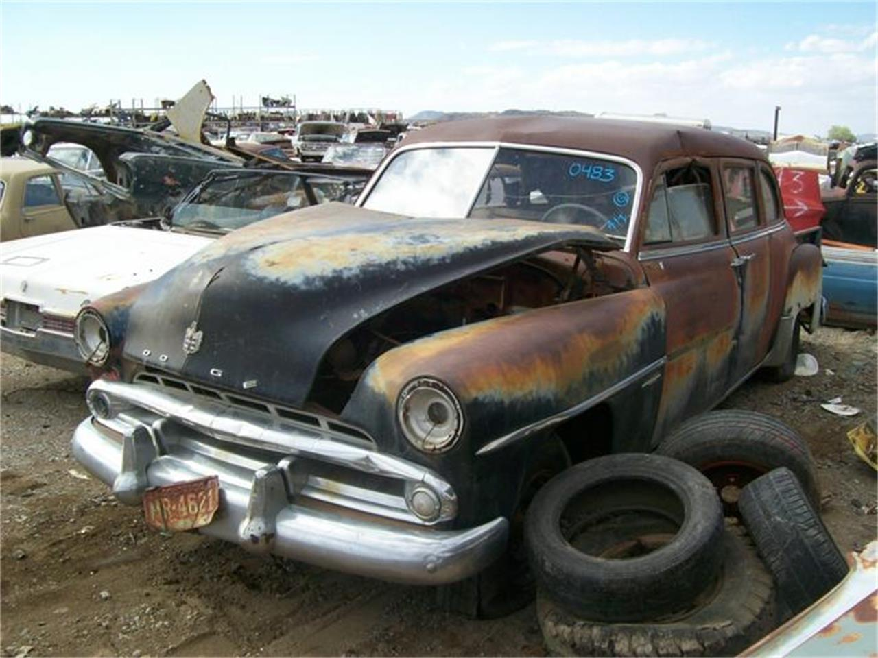 Large Picture of Classic 1950 Dodge Coronet Auction Vehicle - 8IDH