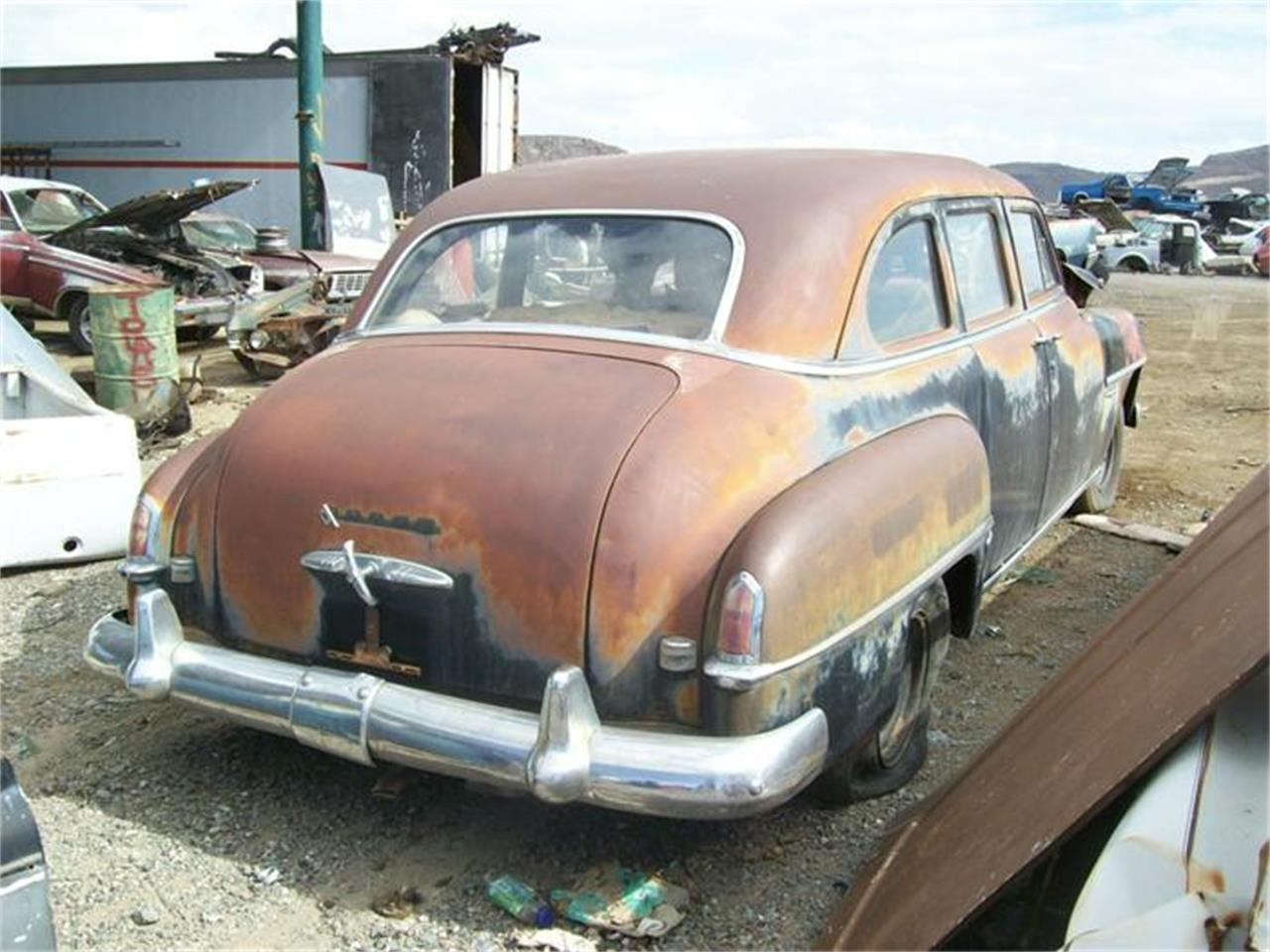 Large Picture of Classic 1950 Coronet Auction Vehicle Offered by Desert Valley Auto Parts - 8IDH