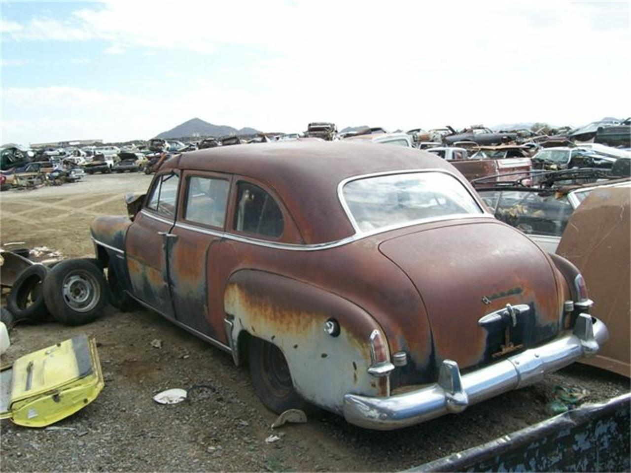 Large Picture of Classic '50 Coronet located in Phoenix Arizona Offered by Desert Valley Auto Parts - 8IDH