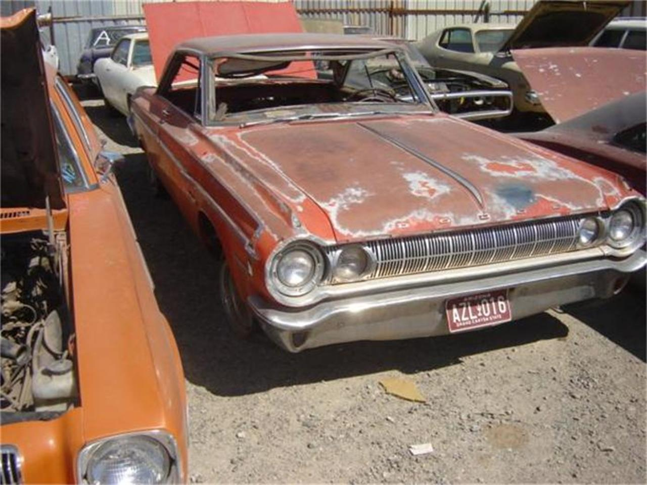 Large Picture of Classic 1964 Polara located in Phoenix Arizona Offered by Desert Valley Auto Parts - 8IDK
