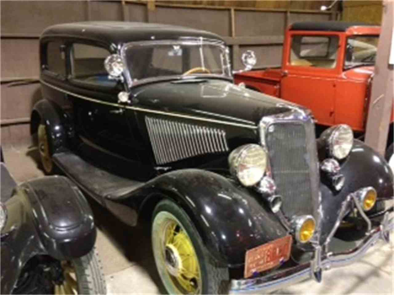 Large Picture of '34 Deluxe - 8IDL