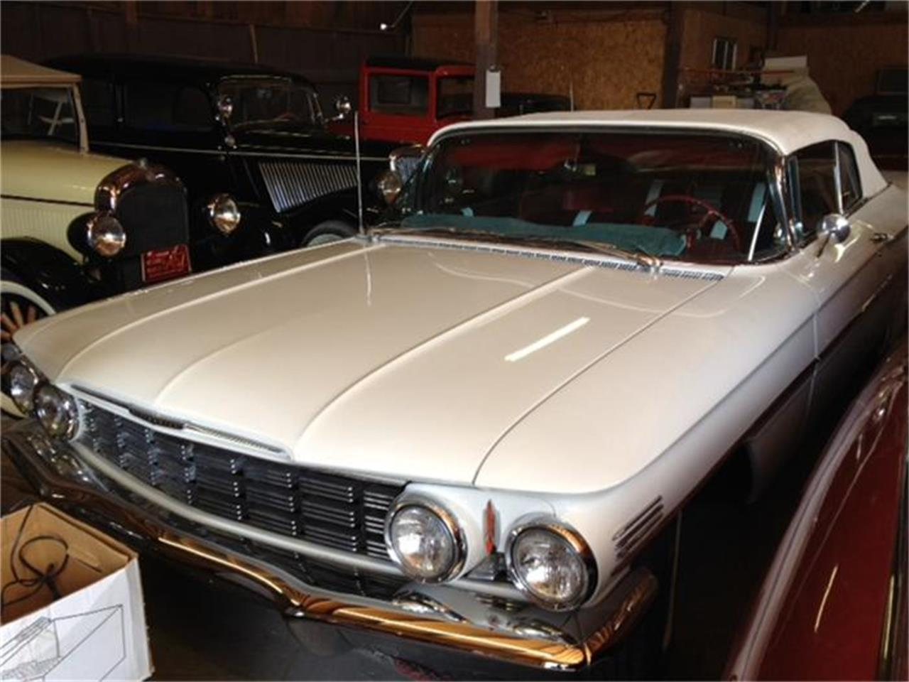 Large Picture of Classic 1960 Oldsmobile 98 - $27,000.00 Offered by Desert Valley Auto Parts - 8IDR