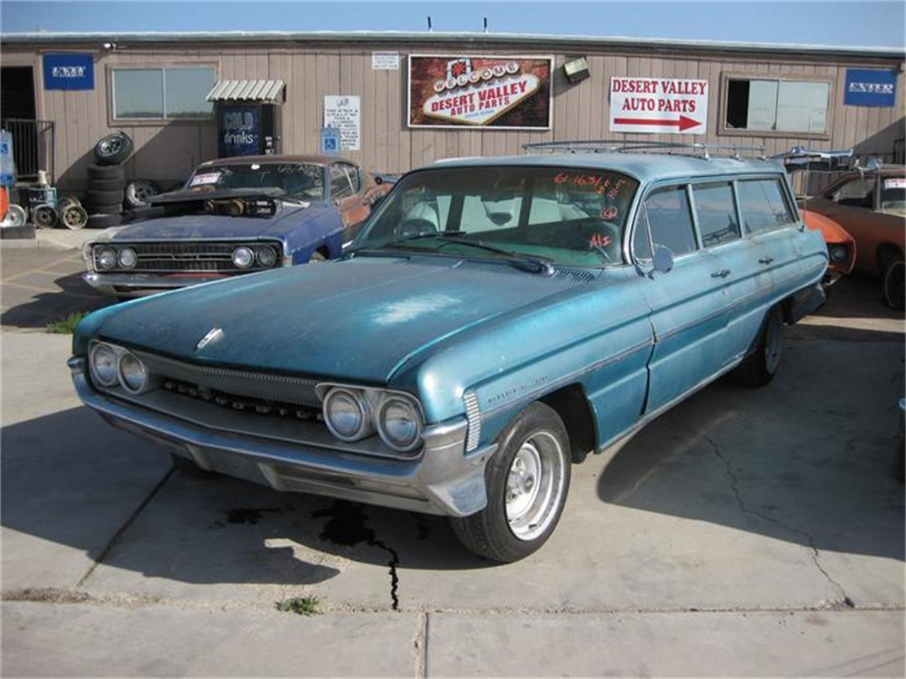 1961 Oldsmobile 88 For Sale Cc 397072 1941 Station Wagon Large Picture Of Classic Located In Arizona 1000000 Offered By Desert Valley