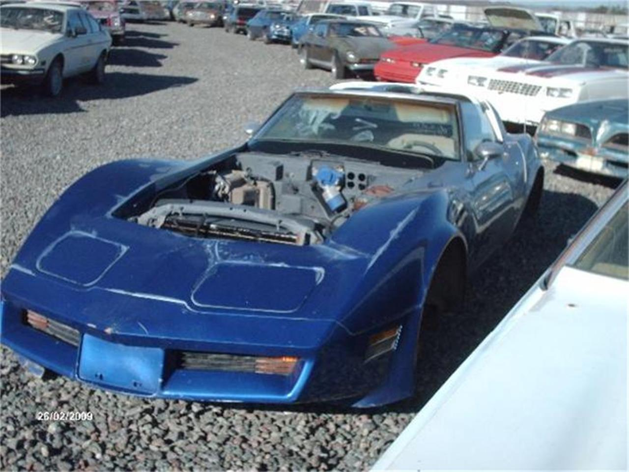 Large Picture of '77 Chevrolet Corvette located in Arizona Auction Vehicle - 8IE6