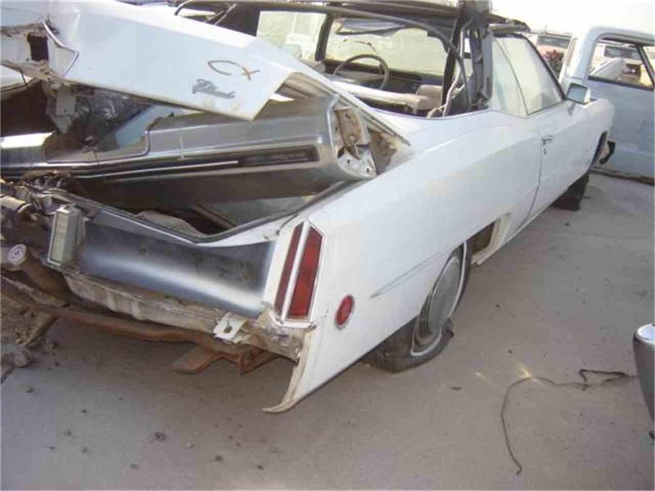 Large Picture of '73 Eldorado - 8IEE