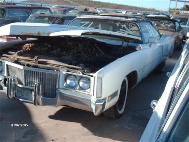 Picture of '74 Eldorado - 8IEF