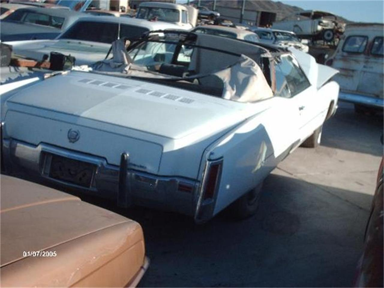 Large Picture of 1974 Eldorado - $1,900.00 - 8IEF