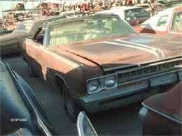 Picture of 1969 Plymouth Fury located in Phoenix Arizona - 8IEH