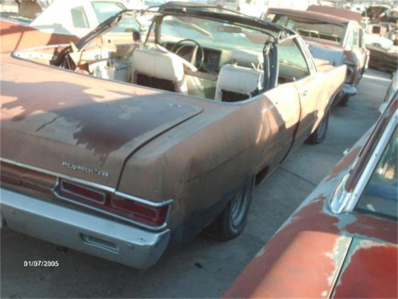 Large Picture of 1969 Plymouth Fury located in Phoenix Arizona - $2,200.00 - 8IEH