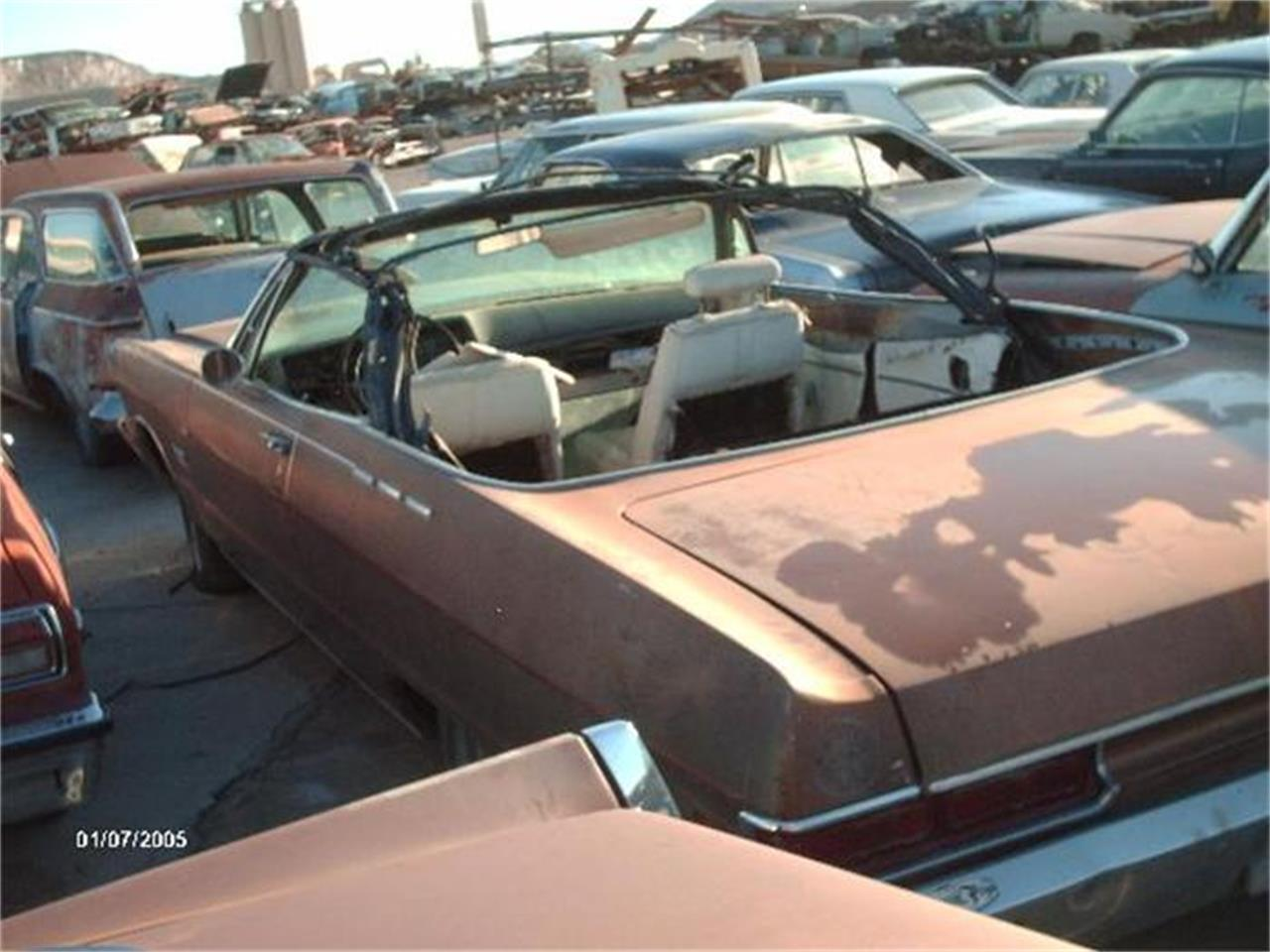 Large Picture of Classic 1969 Plymouth Fury located in Arizona - 8IEH