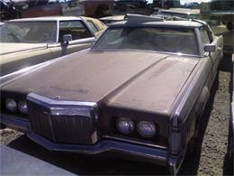 Picture of 1971 Lincoln Continental located in Phoenix Arizona - 8IEM